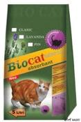 Nisip Biocat Lavanda 4.6kg