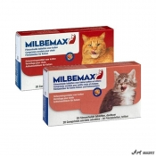 MILBEMAX Kitten 2 tbl/cut
