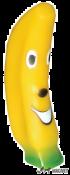 H. Jucărie banană