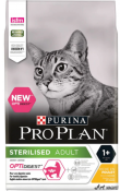 Purina ProPlan Sterilised Cat Pui 10kg