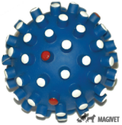 H. Jucărie minge cu ţepi L