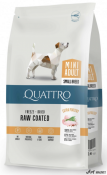 Quattro Dry Adult Mini Breed Extra Poultry 7kg