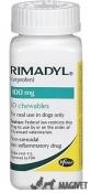 Rimadyl 100mg x 30 tbl/cutie