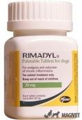 Rimadyl 20mg x 30 tbl/cutie