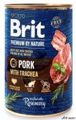 Brit Premium by Nature Pork with Trachea 800 g