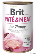 Brit Pate and Meat Puppy 800g