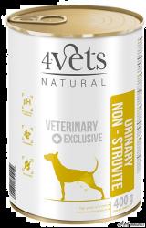 4Vets Dieta Veterinara Urinary 400g
