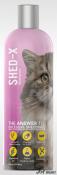 Sampon anti naparlire pentru pisici SHED-X 237 ml