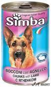 Conserva SIMBA CAINE MIEL 415gr