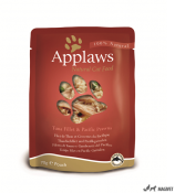 Applaws Plic File Ton Cu Creveti Black Tiger 70 g
