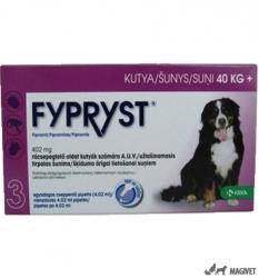 Fypryst Spot-On Caine 40 Kg +