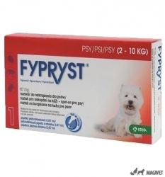 Fypryst Spot-On Caine 2-10Kg