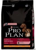 Pro Plan Adult Original Pui & Orez 14Kg