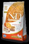 N&D Adult Mini Peste si Portocale 12Kg