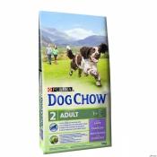 Dog Chow Adult Pui si Orez 14Kg