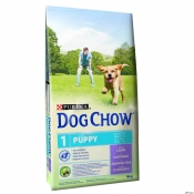 Dog Chow Junior Miel si Orez 14Kg