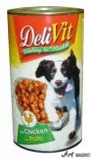 Delivit Dog Pui 400g