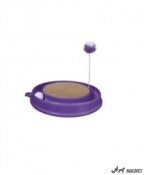 Jucarie pentru Pisica Play N Scrach Violet