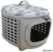 Geanta Transport Pet Expert Cosmo Silver
