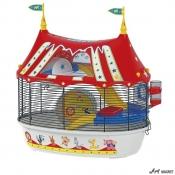 Cusca Hamsteri Circus Fun