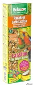 Baton Papagali Mici cu Fructe Tropicale 115g