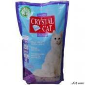 Nisip Crystal Cat Lavanda 1,75Kg