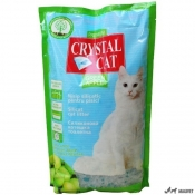 Nisip Crystal Cat Mar Verde 1,75Kg
