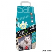 Nisip SaniCat Oxigen Power 10L