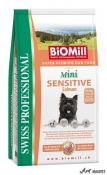 Biomill Profesional Mini Adult Sensitiv Somon 8Kg