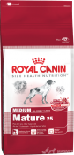 Royal Canin Medium Mature 4Kg