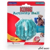 Kong Jucarie Caini Activity Ball M