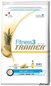 Trainer Fitness3 Dog Adult Minii Fish and Maize7,5kg