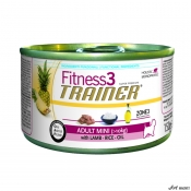Trainer Fitness Dog Adult Mini Lamb and Rice 150 gr