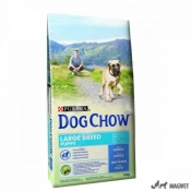 Dog Chow Puppy Large Breed Curcan 3kg