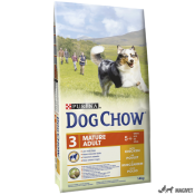 Dog Chow Mature Adult Pui 14 kg