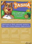 Tasha Dog Curcan 10Kg
