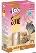 Lolo Nisip Pentru Chinchilla 1,5Kg