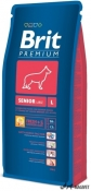 Brit Premium Senior Large 15 Kg