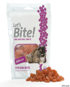 Brit Care Let's Bite Cat Chicken Bites 80g