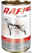 RAFI Classic- Carne de vita (cuburi) in sos 1250g