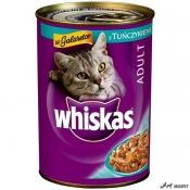 Whiskas Ton 400g