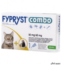 Fypryst Combo Cat 50mg