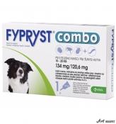 Fypryst Combo Dog M 10-20Kg