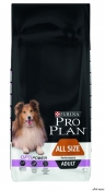 Purina Pro Plan Adult Performance Toate Taliile Pui 14kg