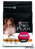 Purina Pro Plan Medium Adult Pui 14kg