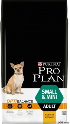 Purina Pro Plan Small & Mini Adult Pui & Orez 7Kg