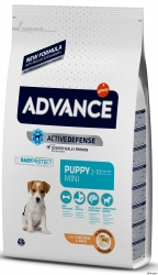 Advance Dog Mini Puppy Protect 7.5Kg