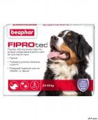 Beaphar Pipeta Antiparaz. Caine 40-60 Kg Fiprotec XL 3 buc