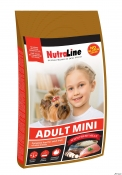 Nutraline Dog Adult Mini 8kg