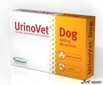Urinovet Dog 400mg